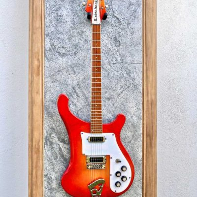 Guisplay Guitar Display Stone Wood 18(watermarked)