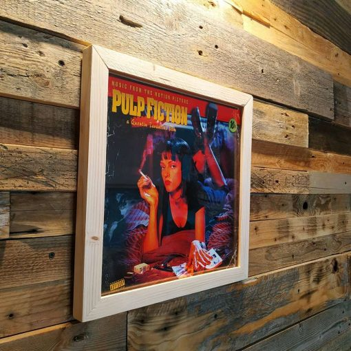 LP RECORD DISPLAY FRAMED by Guisplay Wall Hangers Displays